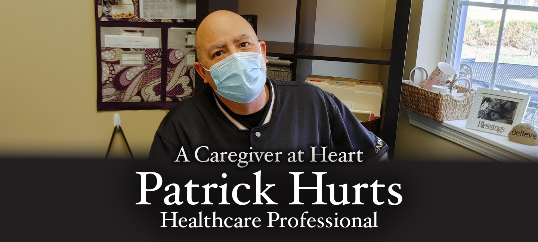 Patrick Hurts